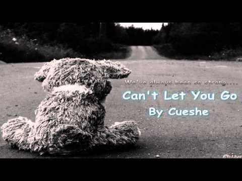 Can't Let You Go by Cueshe