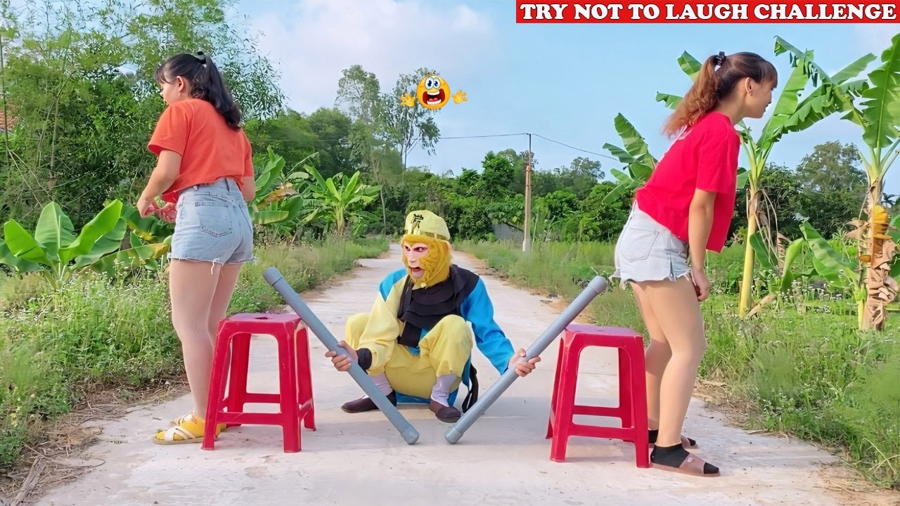Try Not To Laugh 🤣 New Funny Videos 2020 - Episode 61 | Sun Wukong