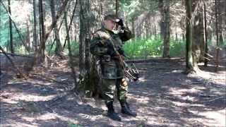 Охота на кабана с арбалетом / Boar hunting with crossbow