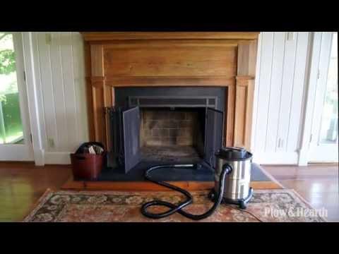 Fireplace Warm Ash Vacuum SKU# 13997 - Plow & Hearth