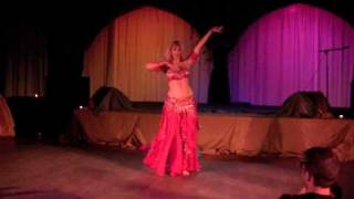 Belly Dancer Sedona of Belly Dance Soulfire