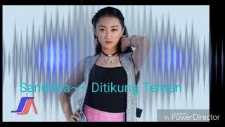 Download SANDRINA DI TIKUNG TEMAN (Official Lyric Video) Mp3