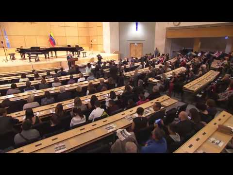 Pianists for Peace / Pianistes pour la Paix / عازفو البيانو من أجل السلام