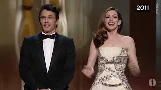 Awkward Moments 2018 Oscars