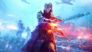 Battlefield V  PC Gameplay #1 -  4K 60fps Ultra Version -  ROG Strix RTX 2080Ti