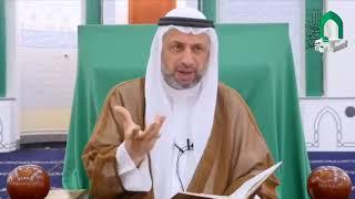 السيد مصطفى الزلزلة - بكاء النبي محمد صلى الله عليه وآله وسلم على الإمام الحسين عليه السلام بعد ولاد