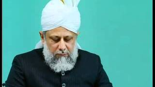 The status of the Holy Prphet Muhammad (saw) for Ahmadis(3)-persented by khalid Qadiani.flv