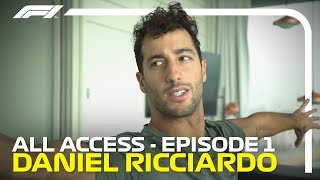 All Access: Episode 1 - Daniel Ricciardo