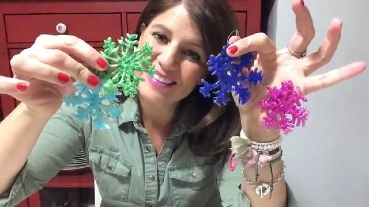 C mo hacer adornos navide os f ciles adornos silicona for Como hacer adornos para navidad