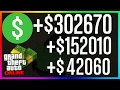 GTA 5 Online: NEW UNLIMITED MONEY & RP! Best Fast Easy Money Methods Not Money Glitch PS4/X1/PC 1.37