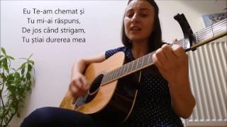 Cheama-Ma in ziua necazului tau (compozitie proprie) Ana Cirstea