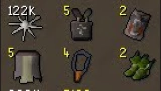 ACCEPTING RS DONATIONS FOR 6 HOURS