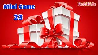 Mini Game 23: Con quay Nado, Beyblade, Chiến Xa Thần Thú, Robot