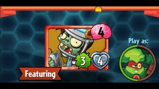 Sneak Peek !!! Daily Event 16 th Feb 2019 Plants vs Zombies Heroes Day 5