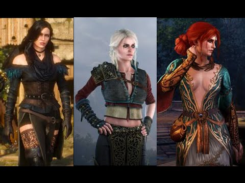 Witcher 3 DLC How to change Appearance