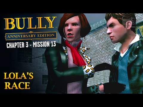 Bully: Anniversary Edition - Mission #39 - Lolas Race