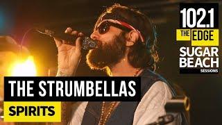 The Strumbellas - Spirits (Live at the Edge)