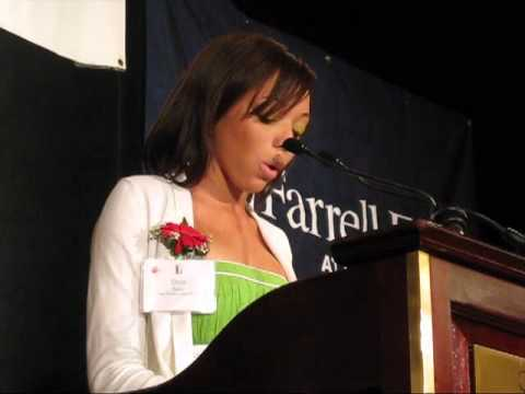 Brea Baker - 2011 Young Woman Leader Speech