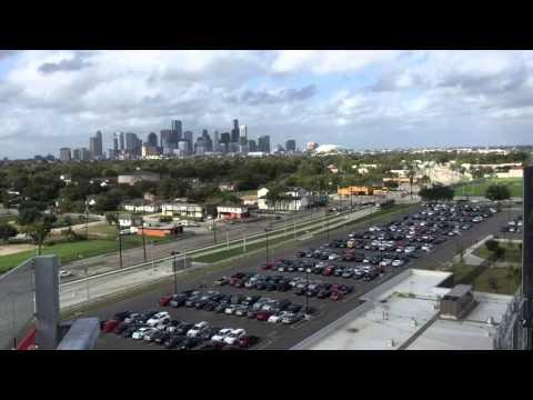 University of Houston Stadium November 11, 2015