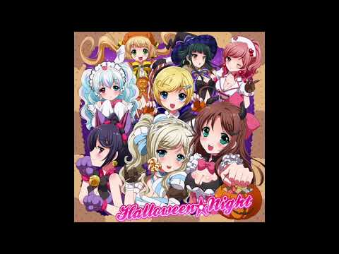 Halloween☆Night【8 beat Story】【8/pLanet!!】