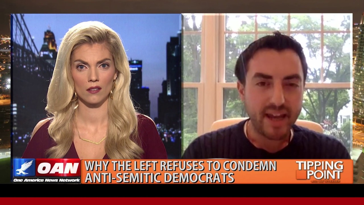 OAN Tipping Point Why Are Democrats Silent On Anti-Semitic Violence In New York?