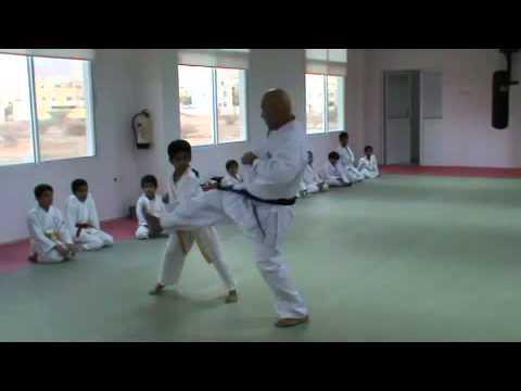 #Karate in Oman-mohamed almawali-محمد المعولي