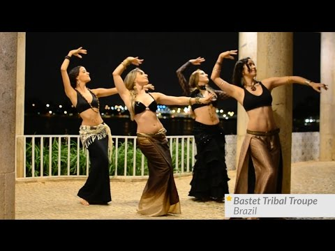 "DO Belly Dance Challenge # 4: ""Casino Badia"" Student Compilation"
