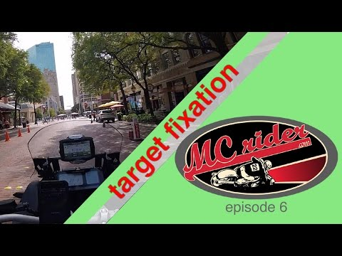 How to avoid target fixation - Episode 6 MCrider