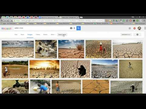 Searching Google Images with a Creative Commons License Filter