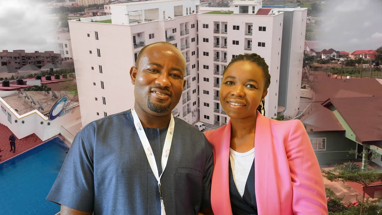 The Ghanaian Couple That Built Over 500 Apartments In Ghana!