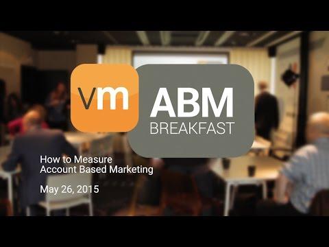 Vendemore ABM Breakfast - May 26, 2015