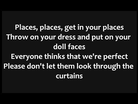 Melanie Martinez - Dollhouse Lyrics