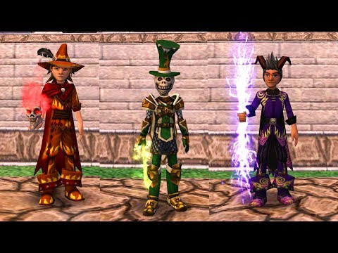 Wizard101: What Gear I Stitched on ALL My Characters
