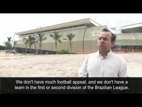 World Cup 2014 host city guide Cuiaba video Football 2014