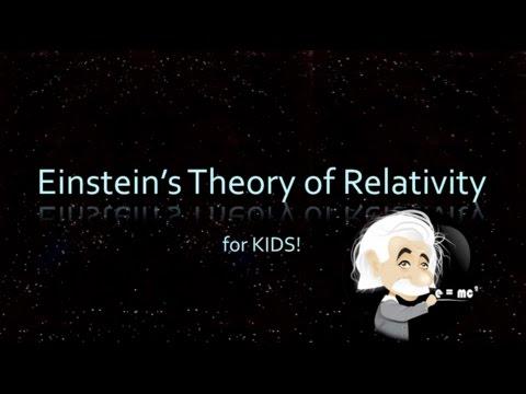 Einstein's Theory of Relativity for Kids