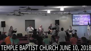 June 10, 2018 - Leading the Church When the Heat is On! - Bro. David Williams