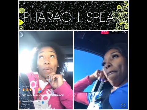YNW MELLY MOM CRYING IN THE CAR ON IG LIVE? - PakVim net HD