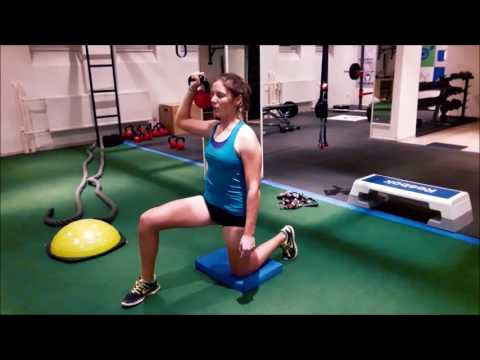 Golf Strength and Conditioning with Rózsa Csilla 2017