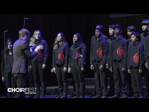 Raha Singers | Live at the ChoirFestME 2019 Gala Concert @ Dubai Opera