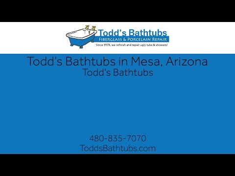 Todd's Bathtubs in Mesa Arizona