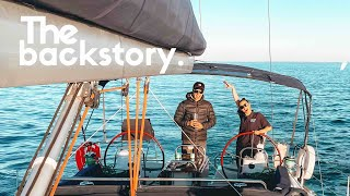 How we purchased our 50ft sailing yacht   Ep 2