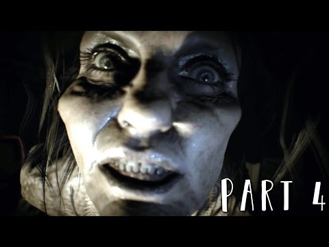 RESIDENT EVIL 7 Walkthrough Gameplay Part 4 - Marguerite (RE7)