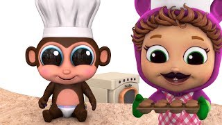 Do You Know The Muffin Man? | Teaches Sharing