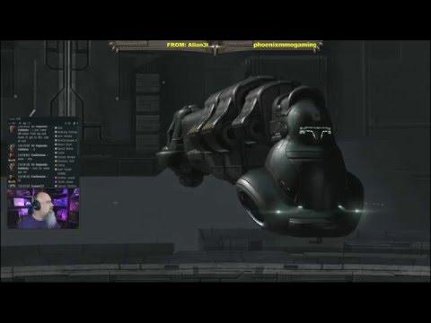 Industrials Drunken Roam PVP Fleet - EVE Online Live