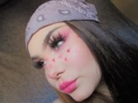 Valentine S Day Makeup Inspired By Nikita Dragun Youtube