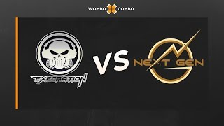 Execration vs Next Gen ProDota Cup Game 1