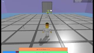 Roblox Martial Arts Battle Arena [Episode 1] Sensei Eggcognito