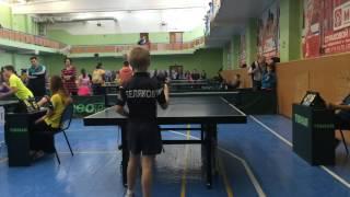 Адигезалов Р.(Армавир)-Беляков М.(Москва) 4-ый сет