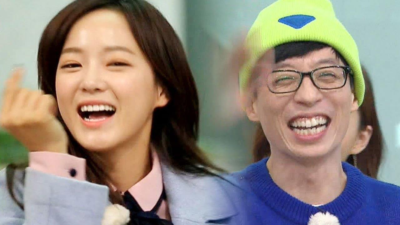 김세정, 오차 제로 PR 로봇의 위엄 '영업용 미소' 《Running Man》런닝맨 EP509