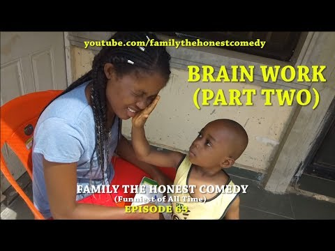 BRAIN WORK (PART TWO) (Mark Angel Comedy like)  (Episode 63)